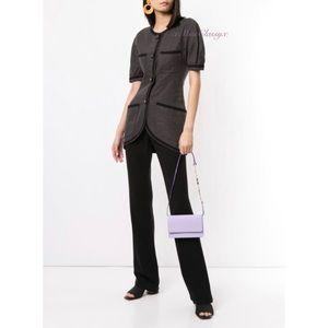 ✨Authentic Vintage CHANEL Linen Jacket Blazer Coat